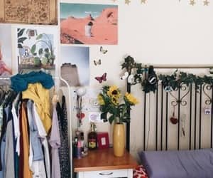 bedroom, home, and aesthetic image