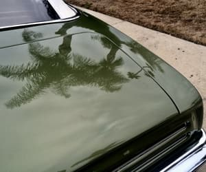 cars, green, and olive image