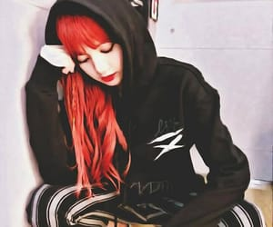 aesthetic, kpop, and lisa image