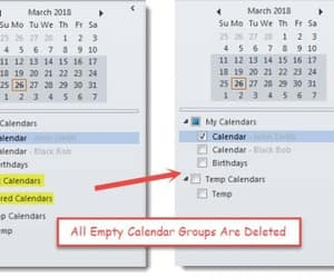 outlook vba, fix pst, and calendars image