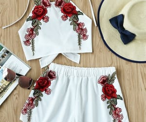 clothing, outfit, and white image