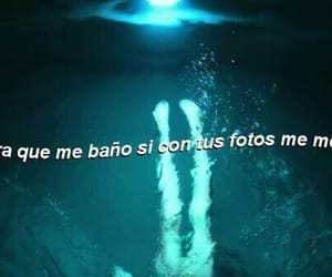 frases, bath, and blue image