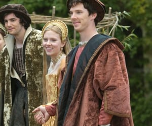 the other boleyn girl, natalie portman, and benedict cumberbatch image