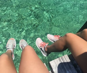 bahamas, best friend, and tan image