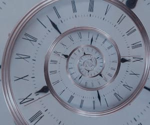 aesthetic, clock, and photography image