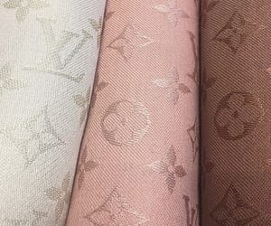 fabrics and Louis Vuitton image