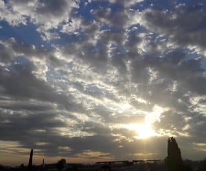 cielo, heaven, and sun image
