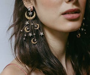stars, accessories, and earrings image