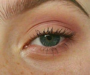 aesthetic, makeup, and eye image