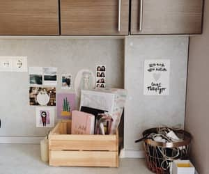 cozy, interior, and kitchen image