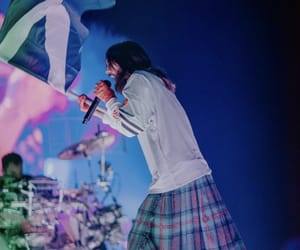30 seconds to mars, scotland, and flag image