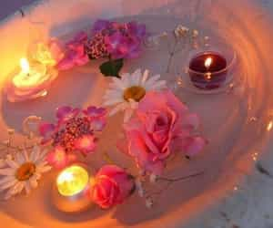 aesthetic, beauty, and candles image