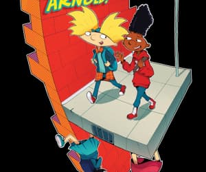 arnold, hey arnold, and gerald image