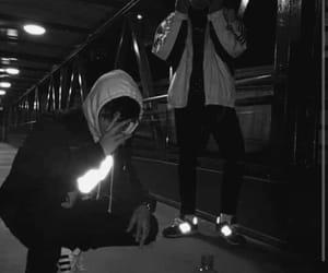 boy, grunge, and dark image