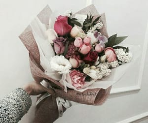 tumblr inspiration, bouquets luxury glamour, and rose gold pink image