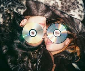 couple, pic, and cd's image