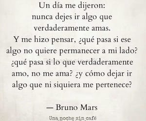 bruno mars, frases, and quote image