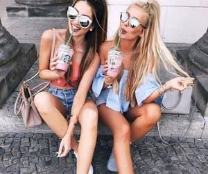 boho, girls, and summer image