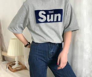 asian fashion, clothing, and korean fashion image