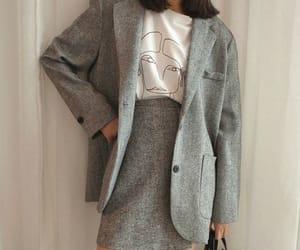 asian fashion, clothes, and korean fashion image