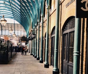 city, covent garden, and fashion image