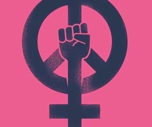 feminism, feminist, and girl power image