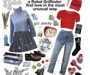 90's, black, and clothes image