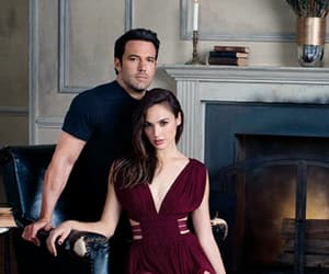 gal gadot, Ben Affleck, and batman image