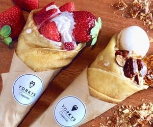 cafe, crepe, and cream image