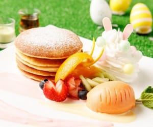 cafe, easter, and pancake image