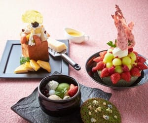 fruit and sweets image