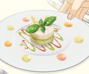 anime and anime food image
