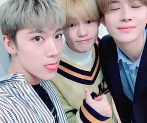 ten, nct, and jungwoo image