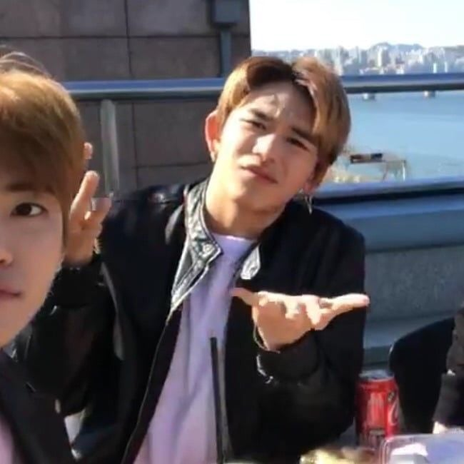 meme, lucas, and nct image
