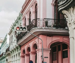 pink, architecture, and city image