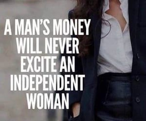 independent, money, and man image