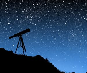 telescope and sparkle in so cal contest image