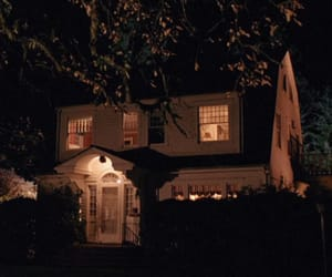 90s, dark, and home image