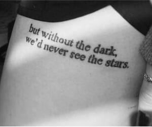 tattoo and quote image