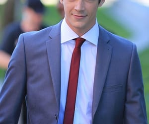 celebrities, handsome, and grant gustin image