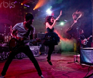 concert, flyleaf, and Lacey Mosley image