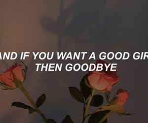 quotes, goodbye, and Lyrics image