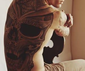 sexy, tattoo, and tattos image