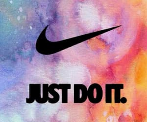 fit, nike, and wallpaper image