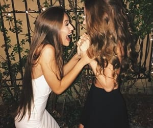 bff, friendship, and best friends image