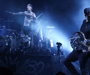 band, drums, and music image