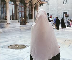 beauty, hijab, and islam image