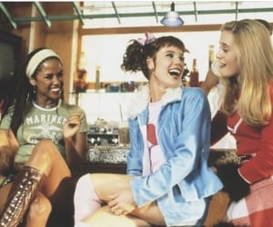 90s, girl, and Clueless image