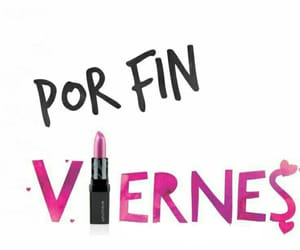 friday, maquillaje, and lipstick image