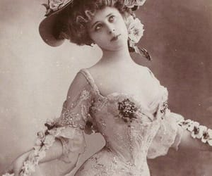 belle epoque, fashion, and hairstyle image